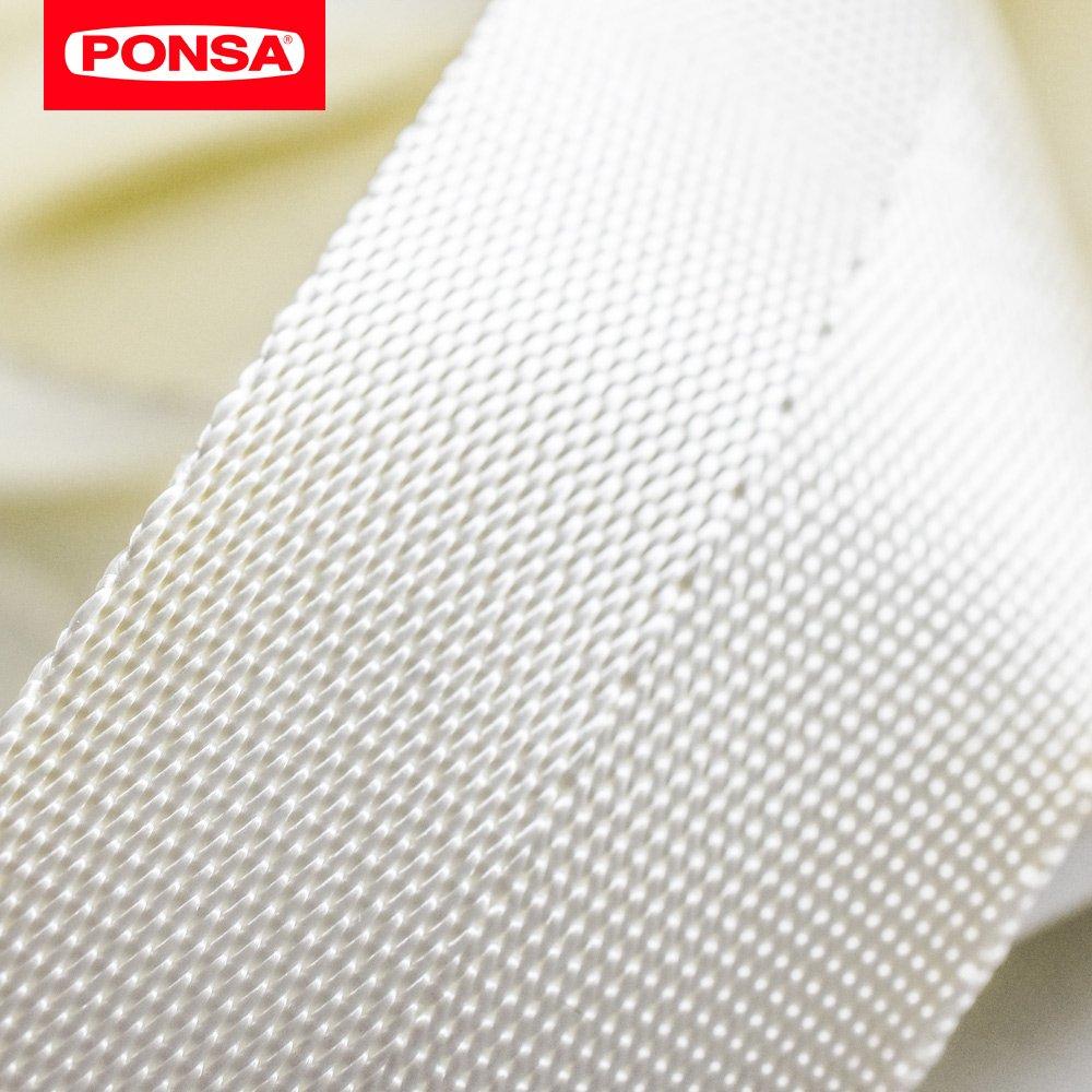 El nylon es uno de los polímeros más comunes usados como fibra. Pertenece al grupo de las poliamidas y es conocido con las siglas PA.